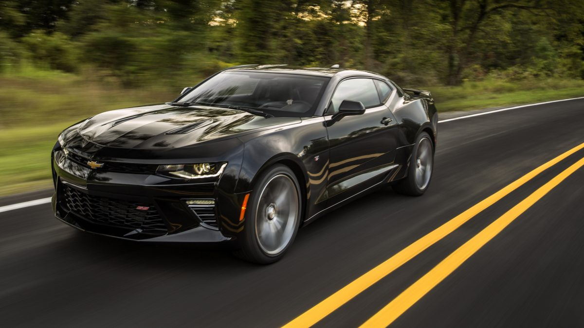 Camaro coming to Australia as an automatic only