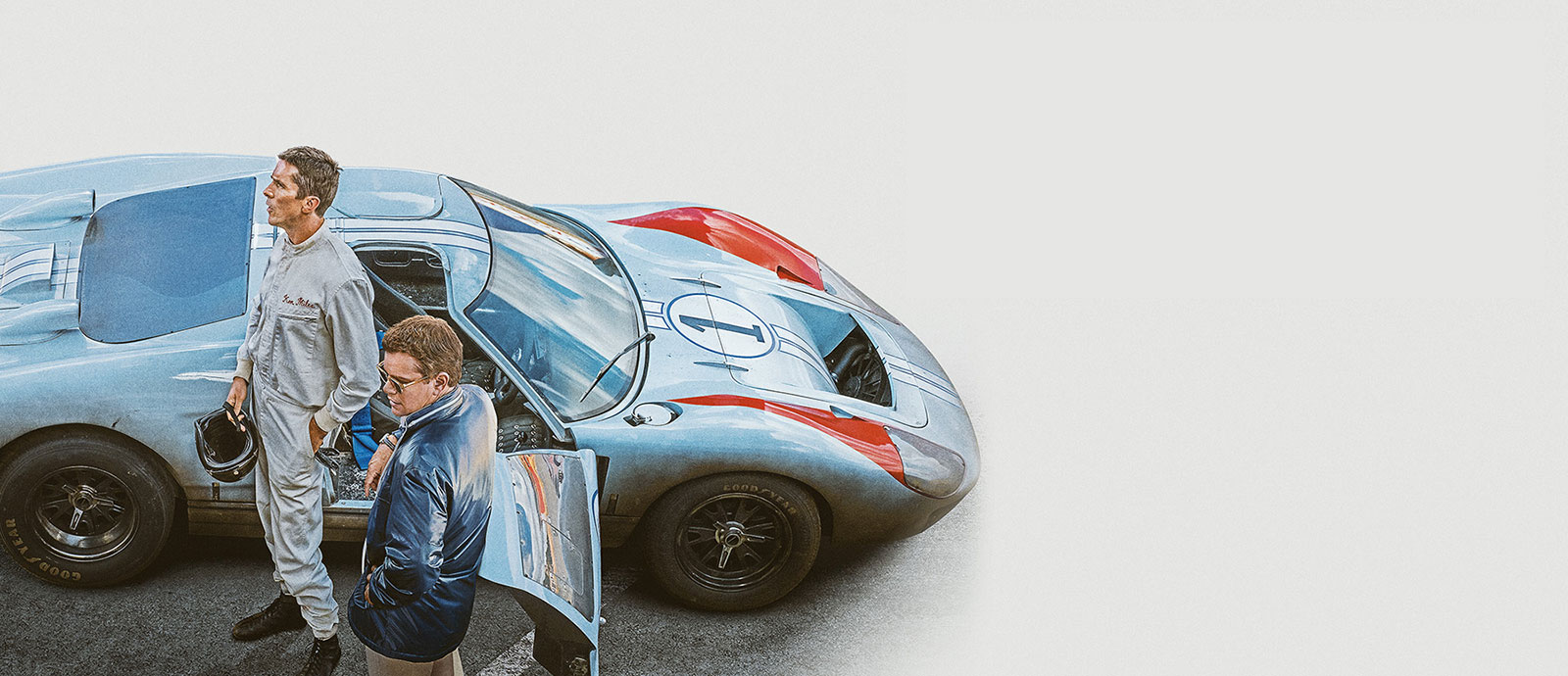 Ford Vs. Ferrari, And The Historic Le Mans Race Of 1966