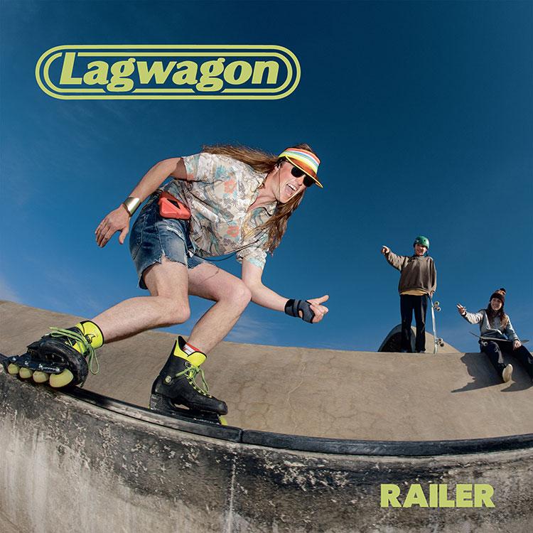 Lagwagon Railer