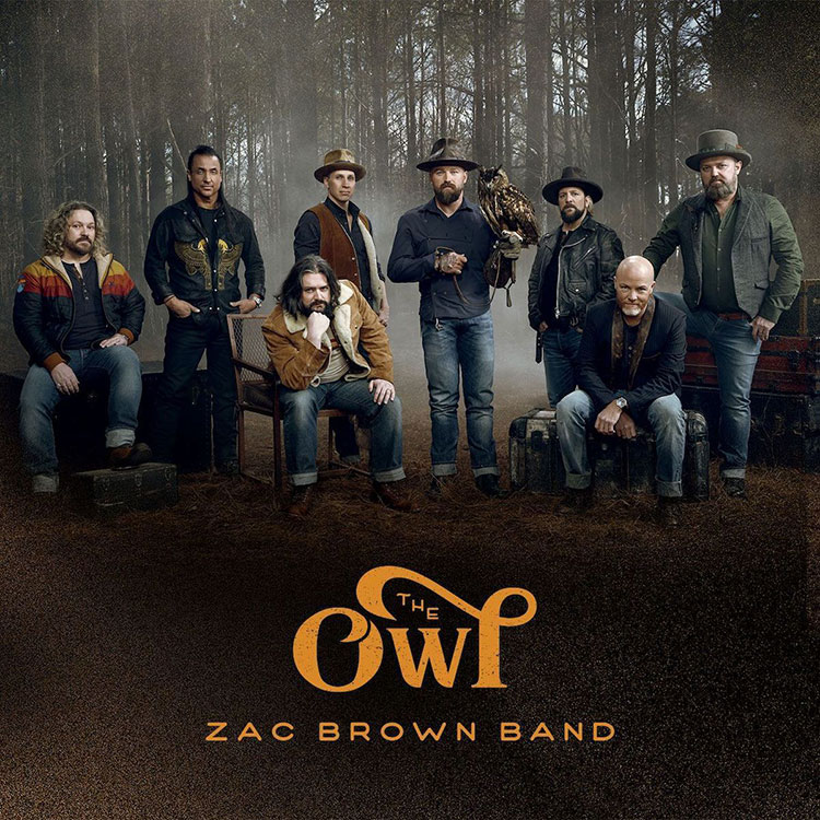Zac Brown Band The Owl